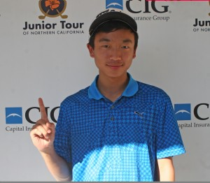 Hole in One William Yao