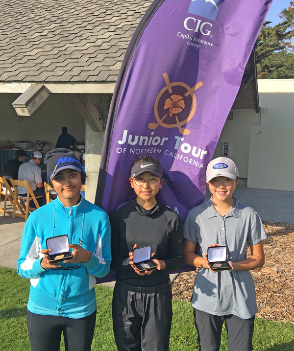 Holiday Series I Del Monte Gc Junior Tour Of Northern